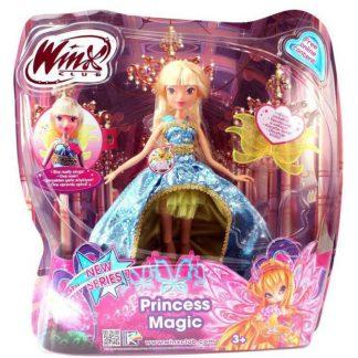 Кукла WinX Поющие Принцессы Стелла 27 см (Винкс)
