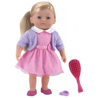 Кукла Dolls World Шарлотта блондинка 36 см