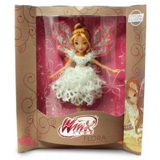 Кукла WinX Лимитированная серия Флора 27 см (Винкс)