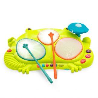 Музыкальная игрушка Battat Кваквафон S2