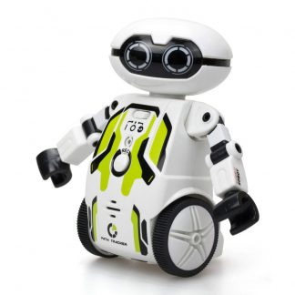 Интерактивный робот Silverlit Maze breaker (зеленый)