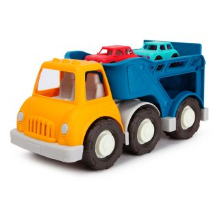 Игровой набор Battat Автовоз с 2 машинками