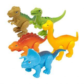 Игровой набор Kiddieland Динозаврики