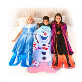 Плед-Платье Blankie Tails Серии Disney: Холодное Сердце 2 – Анна