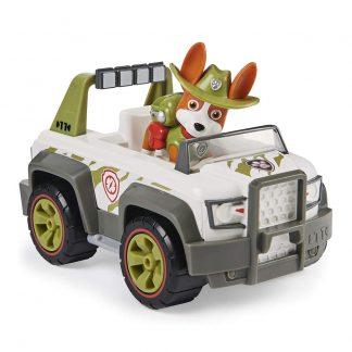 Набор Paw Patrol Щенячий патруль Базовый спасательный джип с фигуркой Трекера