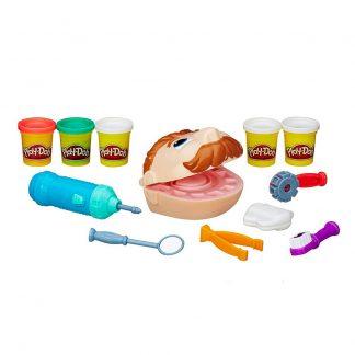 Набор для лепки Плей До Мистер Зубастик Play-Doh 5 цветов