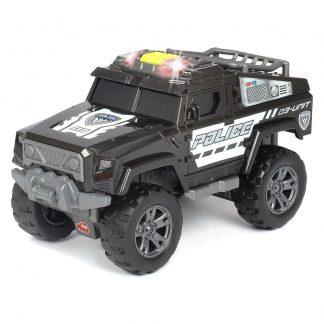 Функциональна Полицейская служба Dickie Toys со звуком и светом 20 см