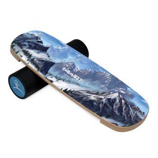 Баланс борд InGwest Fantasy mountain (Balance Board Training System) с прорезиненным роллером