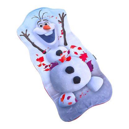 Плед-Спальник Blankie Tails Серии Disney: Холодное Сердце 2 – Олаф