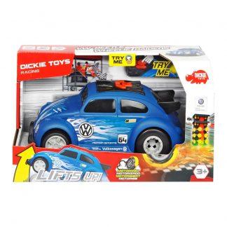 Машинка Dickie Toys Volkswagen Beetle рейсинговая 26 см