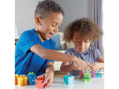 Обучающий игровой набор Learning Resources Цифры-сюрпризы