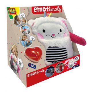 Мягкая игрушка Ses creative Emotimals Лилли