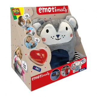 Мягкая игрушка Ses creative Emotimals Мика