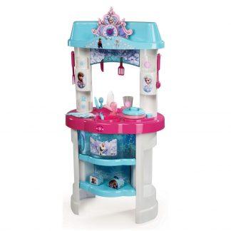 Детская кухня Frozen Smoby 22 предмета