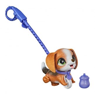 Игрушка-каталка Hasbro FurReal Friends Peealots Щенок бежевый